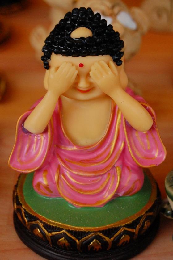 closingeyebuddha